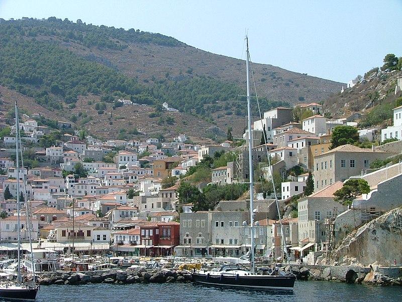 Puerto de Hydra