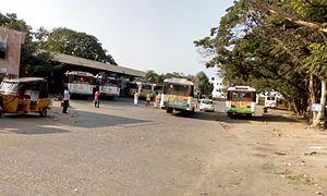 Pulivendula - APSRTC Bus Stand, Pulivendula