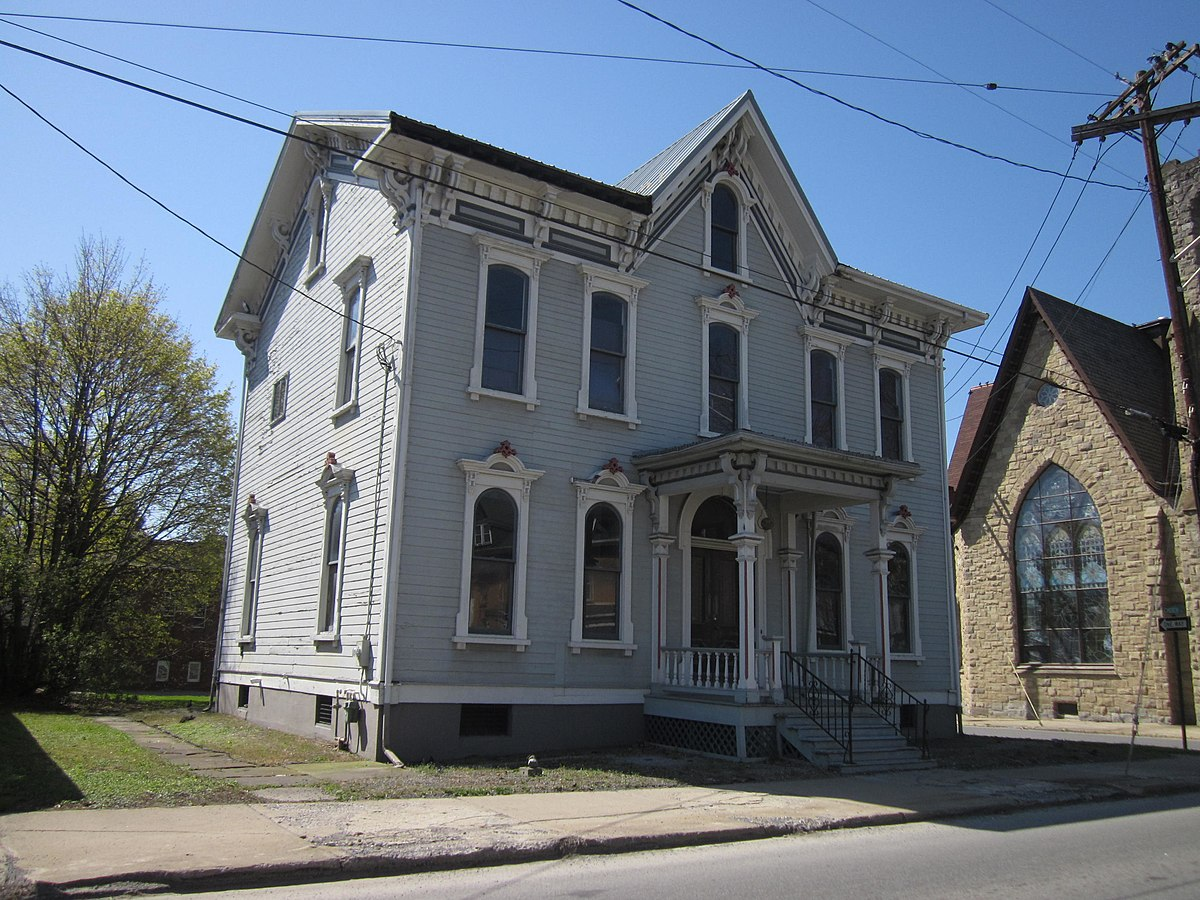 Christian Miller House Wikipedia