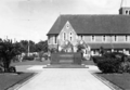 Queensland State Archives 209 Hinkler Memorial Buss Park Bundaberg c 1936.png