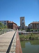Río Carrión y San Miguel.JPG