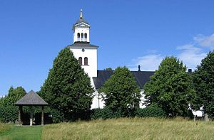 Rök - Church in Rök