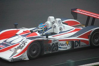 Lola B05/40 - The Ray Mallock Ltd. MG-Lola EX264.