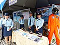 ROCAF Recruit Booth in CKS Memorial Hall Square 20140607.jpg