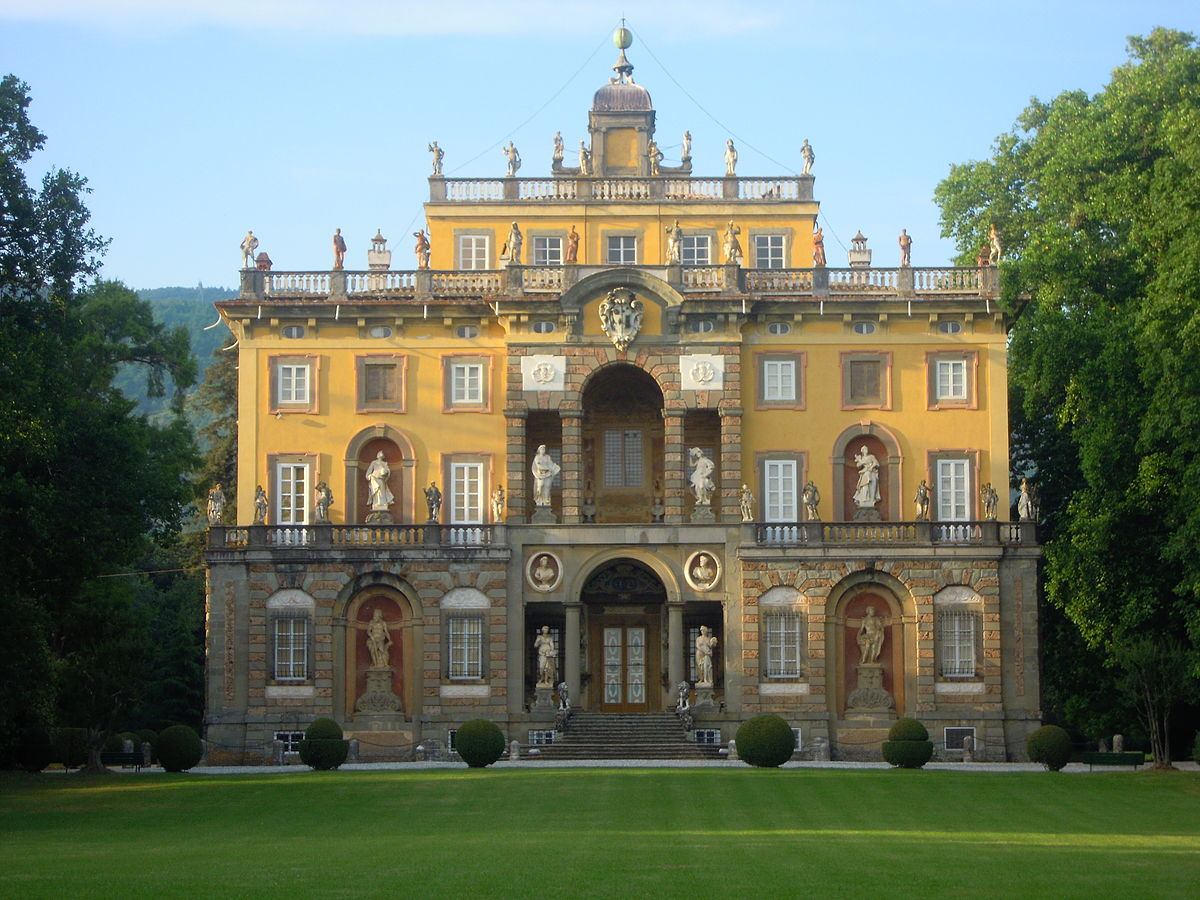 Foto Di Ville Lussuose villa torrigiani - wikipedia