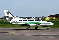 G-FIND - F406 - RVL Aviation