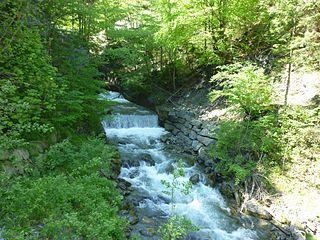 Rabiosa (river) river in Switzerland