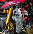 Radiatore acqua + olio Mv Agusta Reparto Corse.JPG