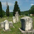 Radimlje, bogumil nekropolisz sírkő 3.JPG