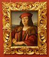Raffael Portrait eines jungen Mannes ca. 1504 Uffizien Florenz-01.jpg