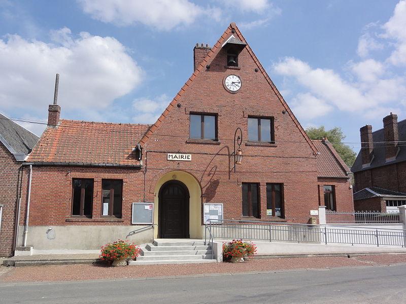 Ramicourt (Aisne) mairie