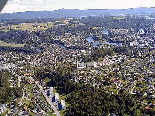 Ringerike (municipality) Municipality in Viken, Norway