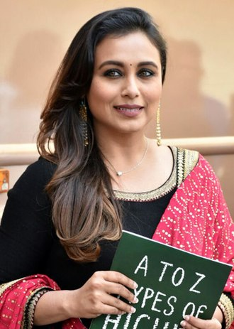 Rani Mukerji - Mukerji promoting Hichki in 2018