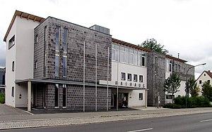 Altenstadt an der Waldnaab - city hall of Altenstadt a.d.WN