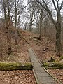 Raveden Brook nature trail - Temple Road end - geograph.org.uk - 116122.jpg