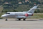 Raytheon Hawker 750, Private JP6649559.jpg