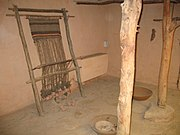 Reconstructed israelite house, Monarchy period2