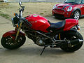 Red 1994 Ducati Monster M900 left.jpg