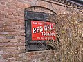 Red Bell Tobacco, enamel sign - geograph.org.uk - 711605.jpg