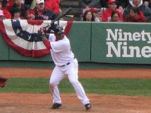 Wily Mo Peña - Peña during his time with the Red Sox.