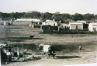 Rehoboth, Namibia - Rehoboth in 1908