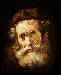 Rembrandt - Head of an Old Man - musée Bonnat.jpg