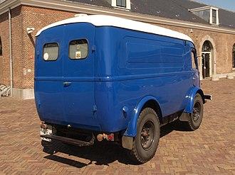 Renault 1 000 kg - 1954 Renault Goelette