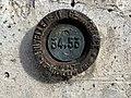 Repère Nivellement PAC333 Rue Raspail - Ivry-sur-Seine (FR94) - 2020-10-15 - 3.jpg