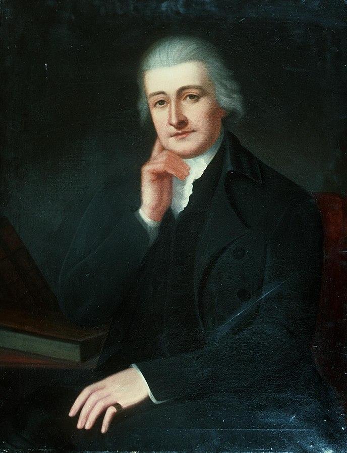 Rev Thomas Thirlwall of Bowers Gifford