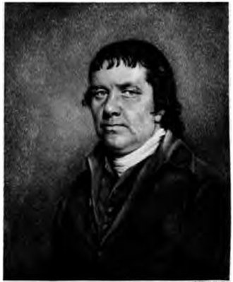 William Hazlitt (Unitarian minister) - The Reverend William Hazlitt, from a miniature portrait by his son John