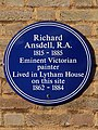 Richard Ansdell R.A. 1815-1885 Eminent Victorian painter Lived in Lytham House on this site 1862-1884.jpg