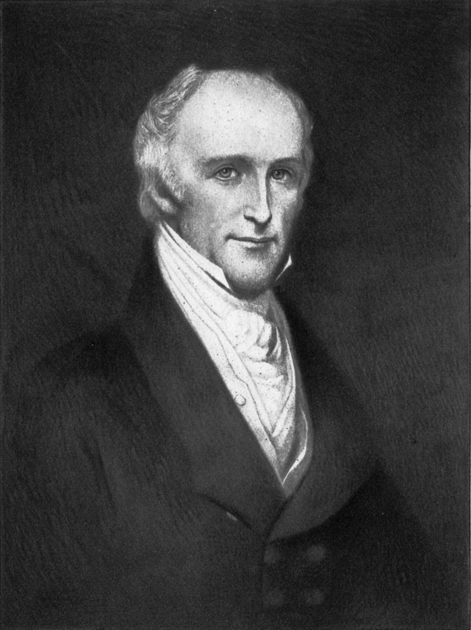 Richard Rush engraving