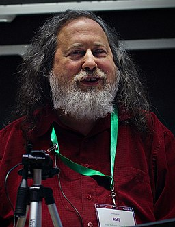 Richard Stallman at LibrePlanet 2019