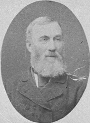 Richard Turnbull (politician) - Richard Turnbull in 1882