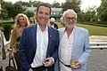 Rick Mercer and Norman Jewison. Photo by Tom Sandler. (48198881706).jpg