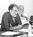 Rikardo Ugarte Remigio Mendiburuz Mahaingurua 2001 Egunkaria.jpg