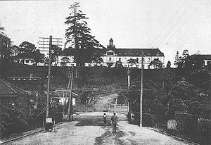 Imperial Japanese Army Academy, 1907