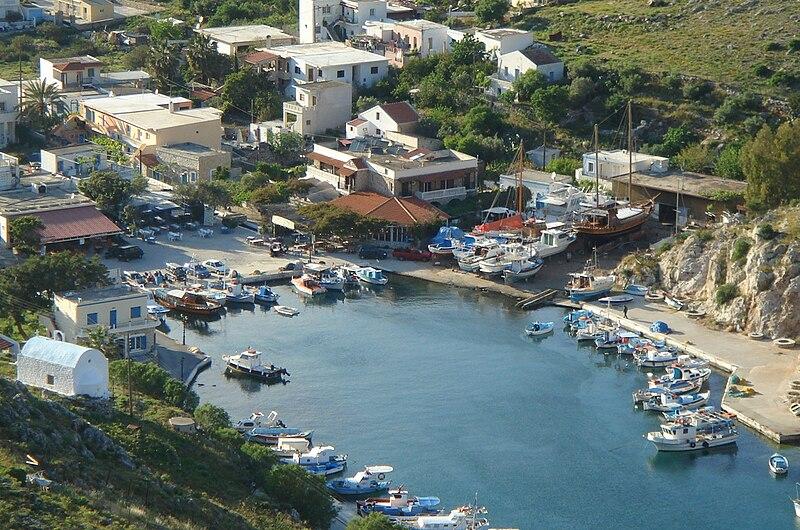 Vé máy bay giá rẻ đi Kalymnos Hy Lạp