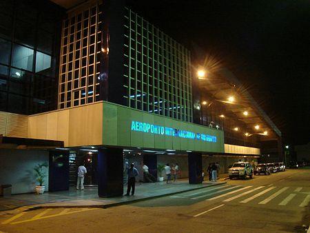 Lapangan Terbang Antarabangsa Presidente Medice