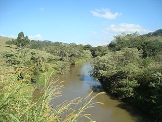 Sapucaí-Mirim River river in Minas Gerais, Brazil