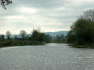 Arney River - River Arney near Bellanaleck