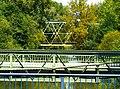 Road Bridge, Pedestrian Bridge And Railway Bridge - panoramio.jpg