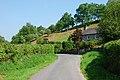 Road by Troedrhiwbeynon farm - geograph.org.uk - 800369.jpg