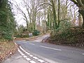 Road junction, Cranborne - geograph.org.uk - 1160194.jpg