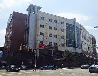 Robert Wood Johnson University Hospital - Image: Robert Wood Johnson University Hospital