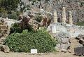 Rock of Sibyl, Rock of Leto, Delphi, 060040.jpg