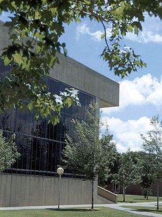 State University of New York at Fredonia - Image: Rockefeller Arts Center