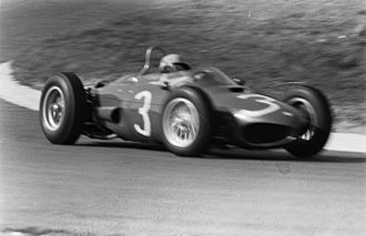 Ricardo Rodríguez (racing driver) - Image: Rodríguez at 1962 Dutch Grand Prix