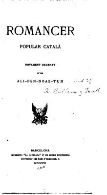 Romancer popular català (1900).djvu