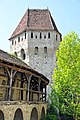 Romania-2152 - Tinsmiths' Tower (7749723026).jpg